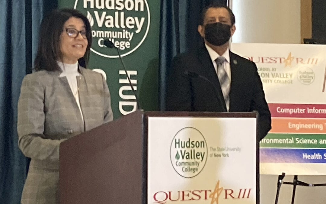Questar III and Hudson Valley Community College  Announce New High School for STEM Careers