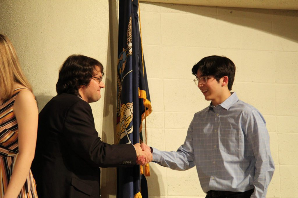 National Honor Society Induction Ceremony