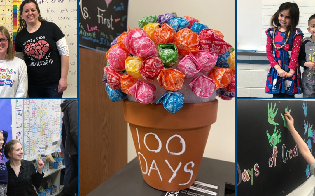 PICTURES: Celebrating 100 Days of School