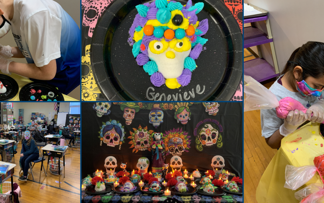 Fifth celebrates Day of the Dead