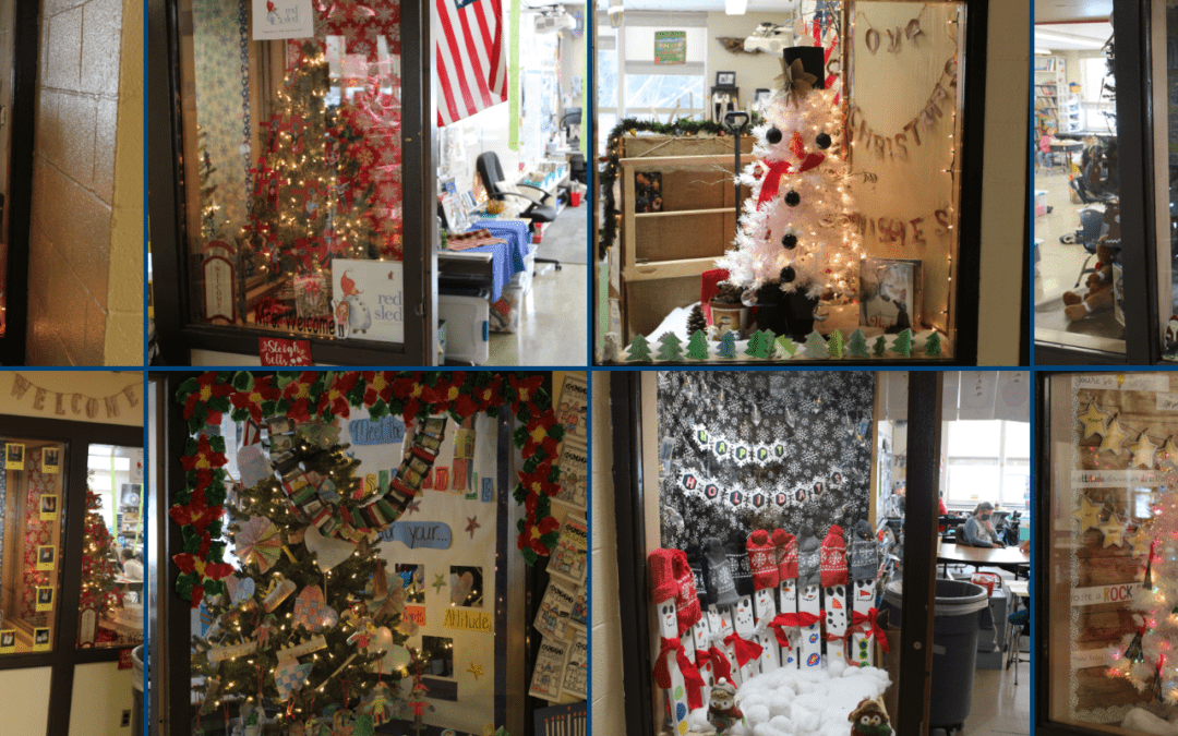 PICTURES: Festival of Trees Was Less Crowded, No Less Festive