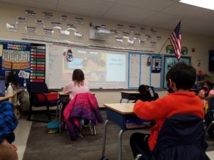 Hour of Code in the Primary School