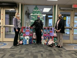 Columbia County Sheriff's Office Toy Donation