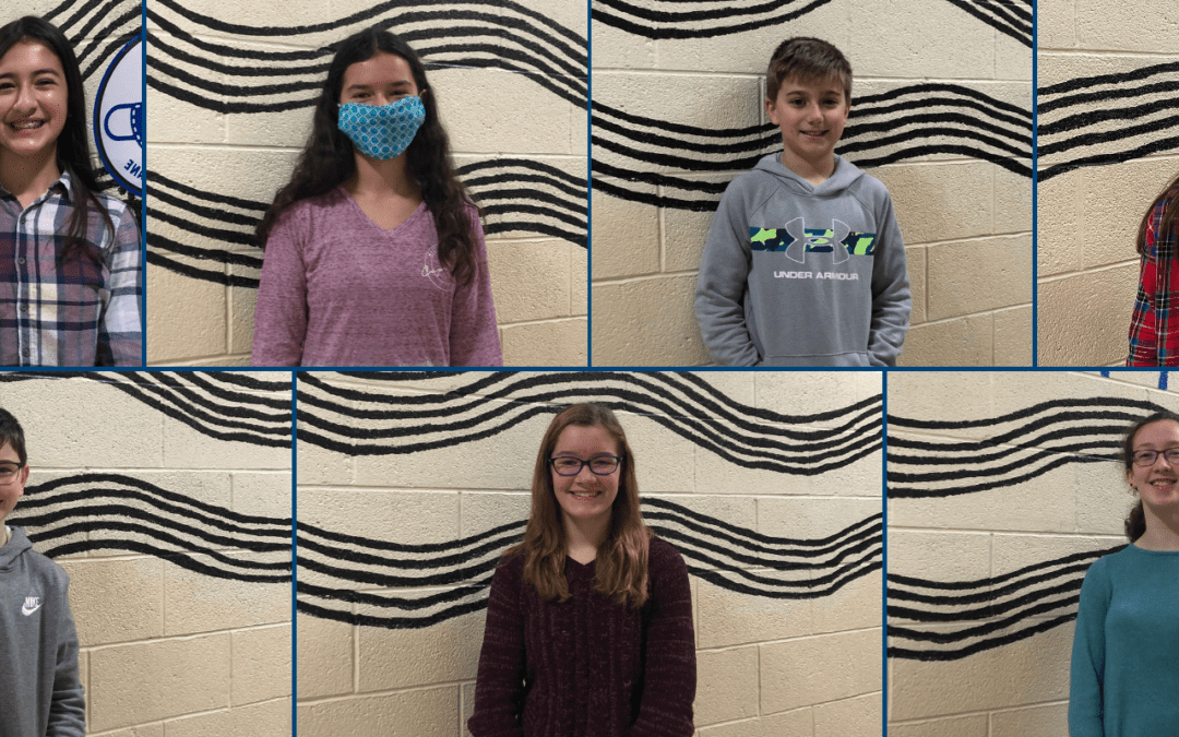Middle School Students Selected for New York Virtual Band
