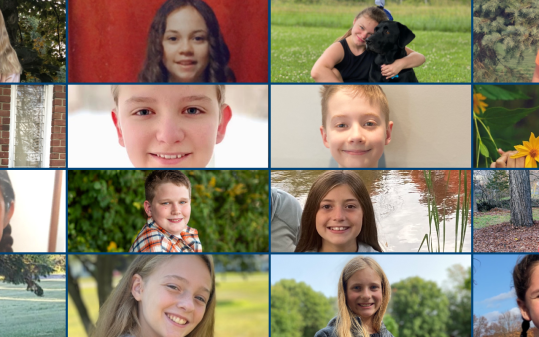 Riders of the Month: Middle School, January 2021