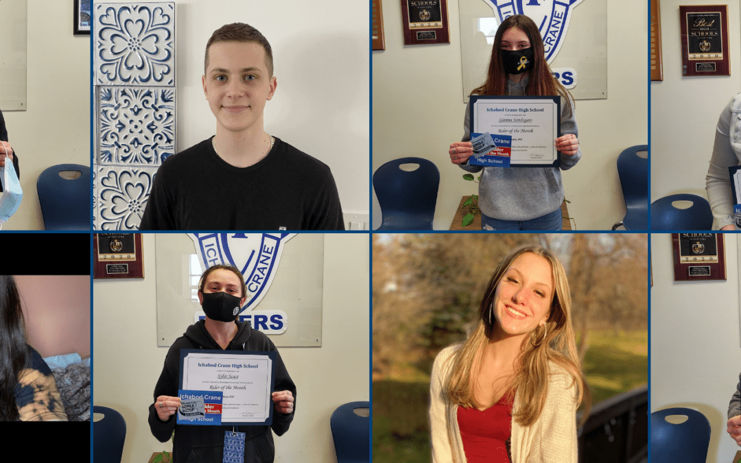 Riders of the Month: High School, January 2021