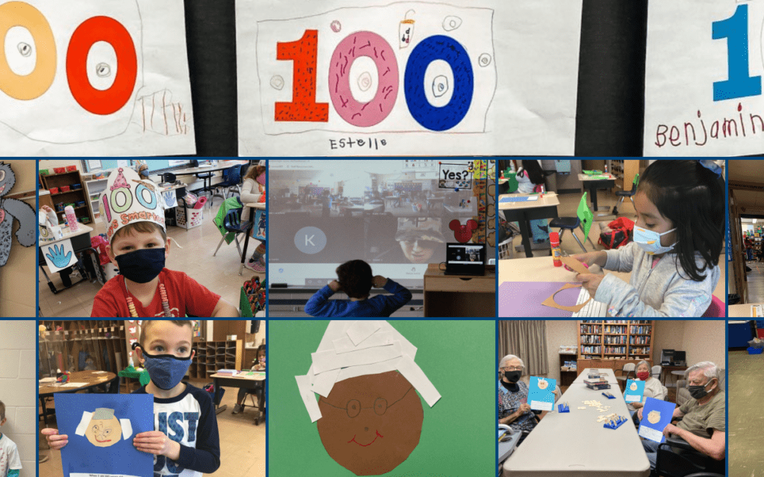 100th Day of School at the Primary School