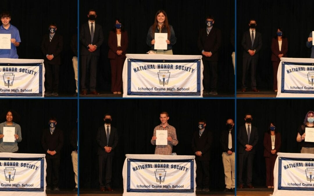 PICTURES: High School National Honor Society Induction