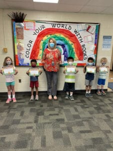 May Character Trait Students