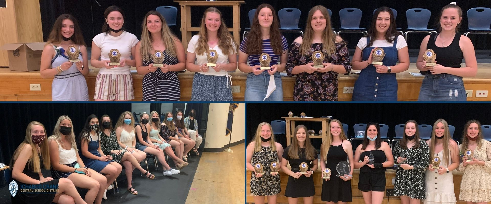 Girls Athletic Council Winners