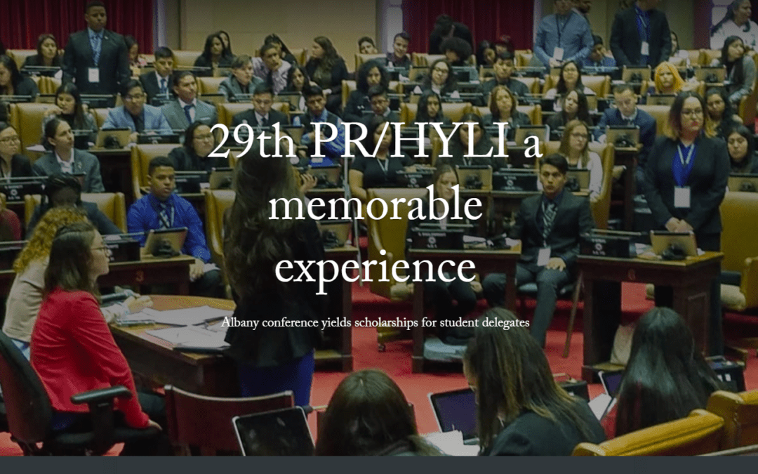 29th PR/HYLI: A Memorable Experience